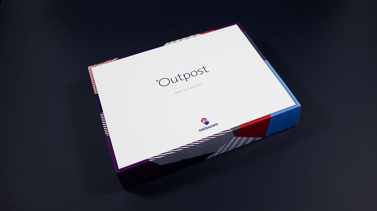 Swisscom Outpost kit